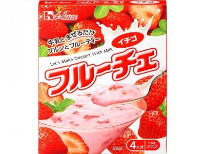 定番で一番人気の『フルーチェ イチゴ』