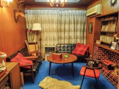 平山さんが暮らす、昭和時代の家