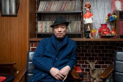 著者の平山雄さん