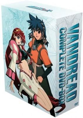 『ヴァンドレッド COMPLETE DVD-BOX』KADOKAWA メディアファクトリー、2005年