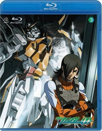 『機動戦士ガンダム00 3』Blu-ray、バンダイビジュアル、2008年