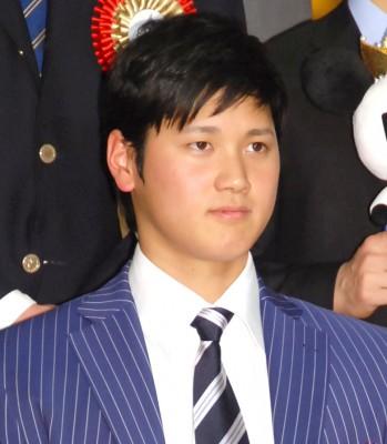 「理想の後輩」ランキング常連の大谷翔平選手 (C)ORICON NewS inc.