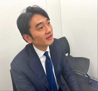 WOWOWのコンテンツ戦略局局長の口垣内徹氏