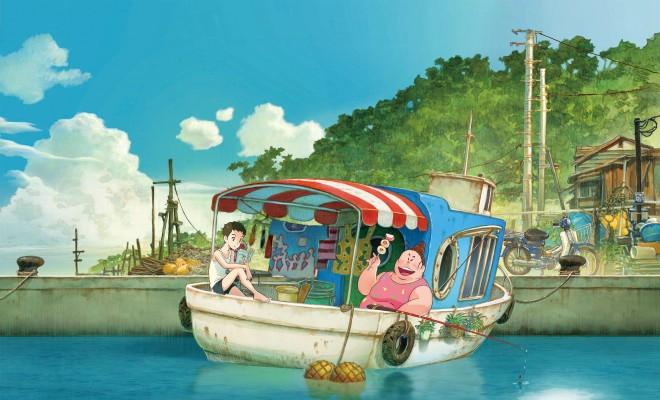 (C)2021「漁港の肉子ちゃん」製作委員会