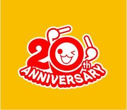 20周年ロゴ(C)バンダイナムコエンターテインメント