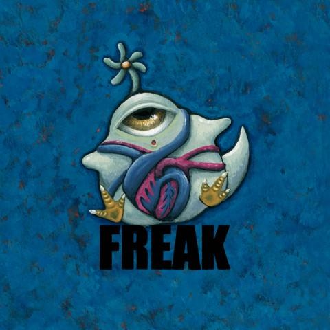 19日リリースの新アルバム『FREAK』