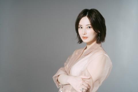 『リコカツ』で、結婚初日から離婚活動する妻役を務める北川景子 (写真:KOBA) (C)ORICON NewS inc.