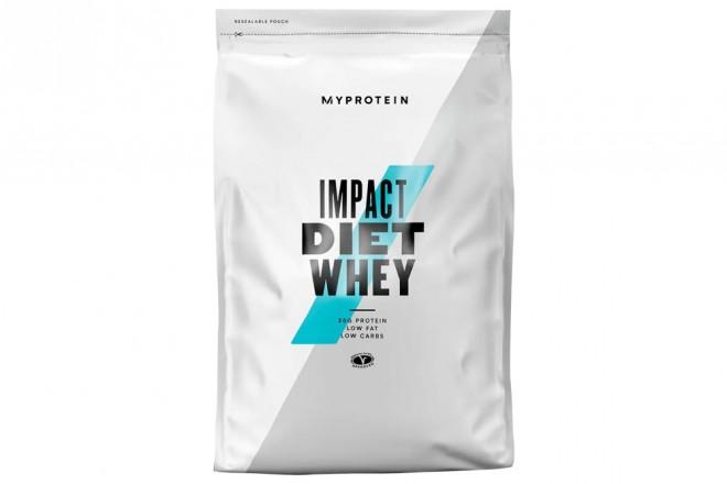Impact ダイエット ホエイプロテイン チョコレート<マイプロテイン>