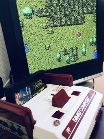 ファミコン1053本の国内市販ソフトコンプリートが話題に。ファミコン38周年の誕生日、7月15日にプレイしていたゲームは「未来神話ジャーヴァス JARVAS」
