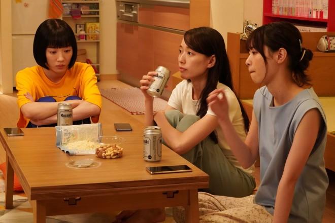 『ハコヅメ〜たたかう!交番女子〜』第8話に出演する戸田恵梨香 (C)日本テレビ