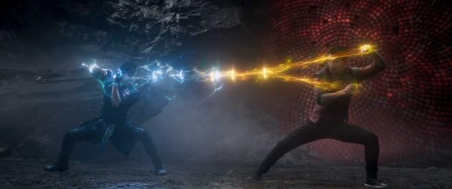 『シャン・チー/テン・リングスの伝説』より (C)Marvel Studios 2021