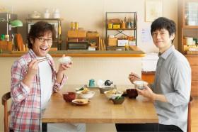 西島秀俊×内野聖陽の人気ドラマを映画化 劇場版『きのう何食べた?』