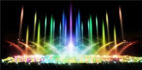 """""""行ってみたいイルミネーション""""1位、噴水&レーザーショーは必見! 『東京メガイルミ』で過ごすきらびやかな夜"""