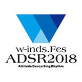 w-inds. Fes ADSR 2018