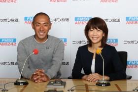 市川海老蔵&高橋尚子がニッポン放送新春特番で初顔合わせ