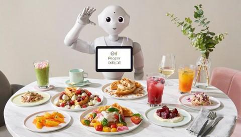ロボットが人と共に働く近未来カフェが『東急プラザ渋谷』に誕生!