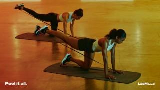 体幹とその周辺の筋肉を鍛える30分の短期集中型ワークアウト「CXWORX」