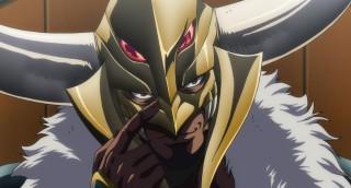 侵略者アブラハ(黒田崇矢)