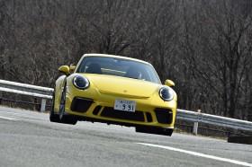 ポルシェ911 GT3(RR/7AT)【試乗記】