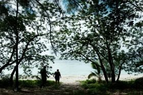 【クック諸島滞在記】第2回 島の一部になる