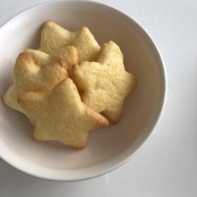 シンプル簡単!みんな大好き『さくさくクッキー』でティータイム♪♪