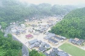 西日本豪雨災害で、広島、岡山、愛媛の弁護士会が無料法律相談を実施