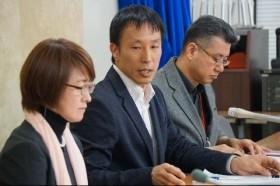 ハラスメントの禁止、包括的な法整備を マスコミ系労組が要請