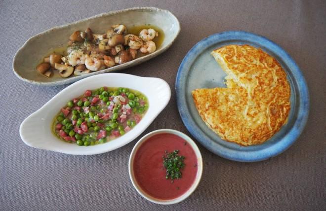 サムネイル 材料4つ!日本でも簡単に作れるスペイン料理「スペイン風オムレツ」