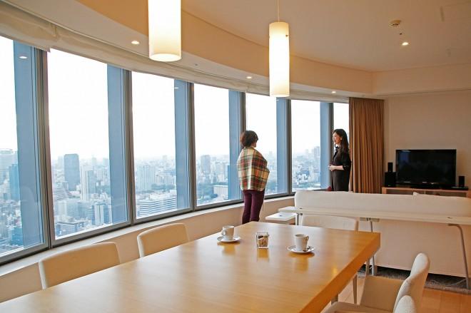 サムネイル パークホテル東京で幸せ女子旅!アート&スパを楽しんで