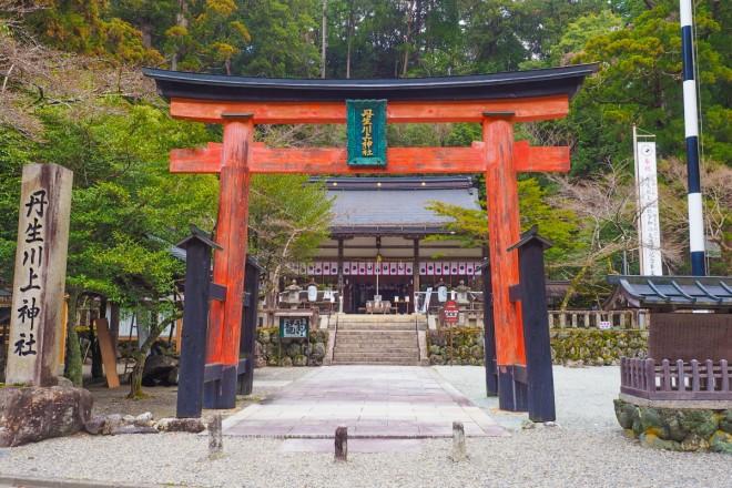 サムネイル 奈良・水の神様を祀るパワースポット!「丹生川上神社中社」