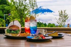 富士山もご馳走!御殿場「FUJIMI CAFE」の乙女富士グルメ