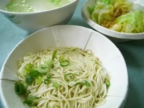 麺好きさん必食!台北「莫名福州乾拌麺」の1度で3通りおいしい病みつき麺