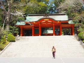 東国三社・千葉「香取神宮」を歩こう!里山と季節の風景も