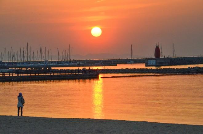 サムネイル 大阪府「せんなん里海公園」で太陽と海の風景を満喫しよう!