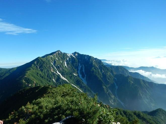 サムネイル 恋をせずにはいられない!美しすぎる長野「鹿島槍ヶ岳」縦走登山