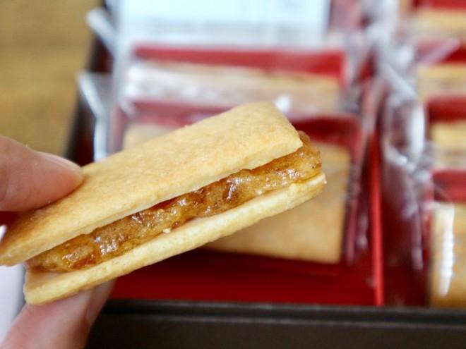 サムネイル 新感覚パイナップルケーキを台湾土産に!台北・迪化街「滋養製菓」