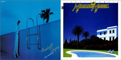 Mr.Moonlight !  岡本一生のCITY POP最重要名盤2作品復刻配信