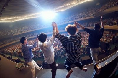 sumika『Chime』ツアー開幕!!初日・日本武道館で1万人魅了!!