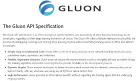 MicrosoftとAWS、ディープラーニングの「Gluon」をオープンソース公開
