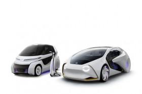 ドライバーの感情、AIが読み取り 「TOYOTA Concept-愛i」が東京モーターショーに