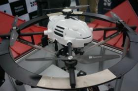 クラウド接続する全自動飛行の産業用ドローン、β版公開 「世界中のどこからでも制御」