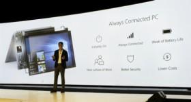 """Always Connected""な「ARM版Windows 10」ノート、ASUSモデルは599ドルから"