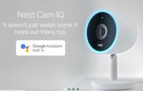 Google傘下のNest、ホームカメラに「Googleアシスタント」追加