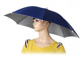 ヘッドマウント傘の時代か
