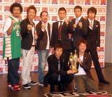 『M-1 グランプリ2007』のプレス発表会
