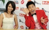 加藤夏希(左)とマギー審司(左)