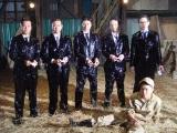 √8のジャケット写真(右下はますだおかだ、増田英彦)