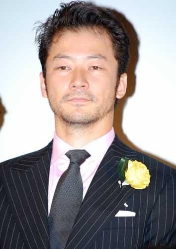 『PFFアワード2007』の表彰式に出席した浅野忠信