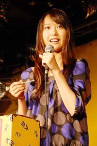 戸田恵梨香、「少し頼りない相手を選ぶ?」との問いには「女の子的にはぶきっちょな所がかわいいと思う」