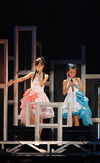 『Hello! Project 2007 Summer 10th アニバーサリー大感謝祭〜ハロ☆プロ夏祭り〜』に出演したきら☆ぴか